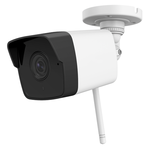 2 MP WiFi IP Camera - HWI-B120H-D/W