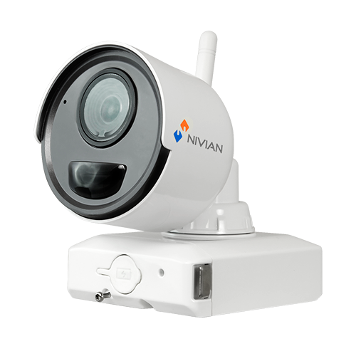 Wireless battery-powered camera - NV-IPB020A-2-BAT
