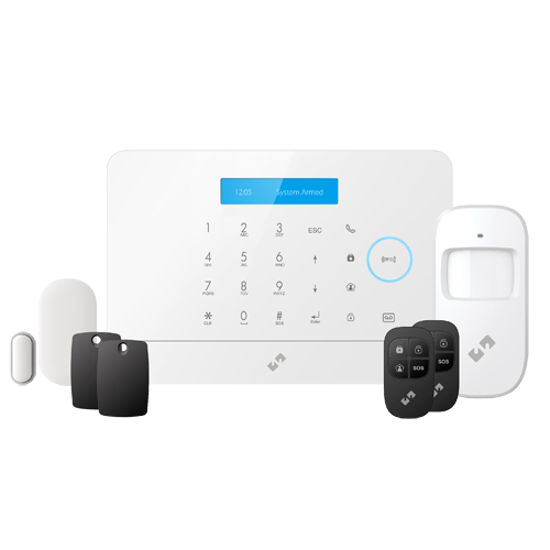 Nivian Smart Alarm Kit - NVS-A6WG
