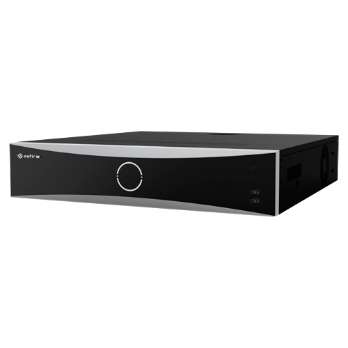 NVR with Face Recognition - SF-NVR8432-4K-16FACE