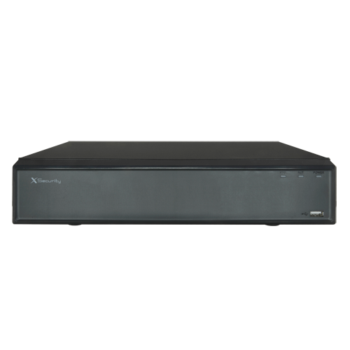 X-Security NVR for IP cameras - XS-NVR6864-4K16P-EPOE