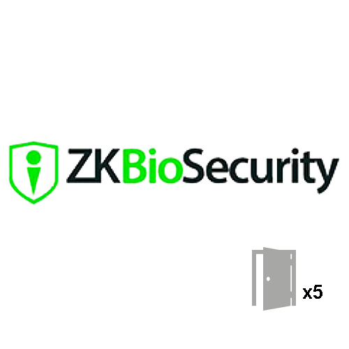 Access Control Software License - ZKBIOSECURITY-5D