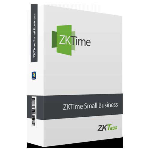 Time & Attendance license software - ZKTIME-SB-50
